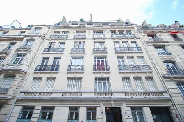 #VENDU#Appartement Brut de 444m2-En étage-Rue de la Faisanderie-Paris 16
