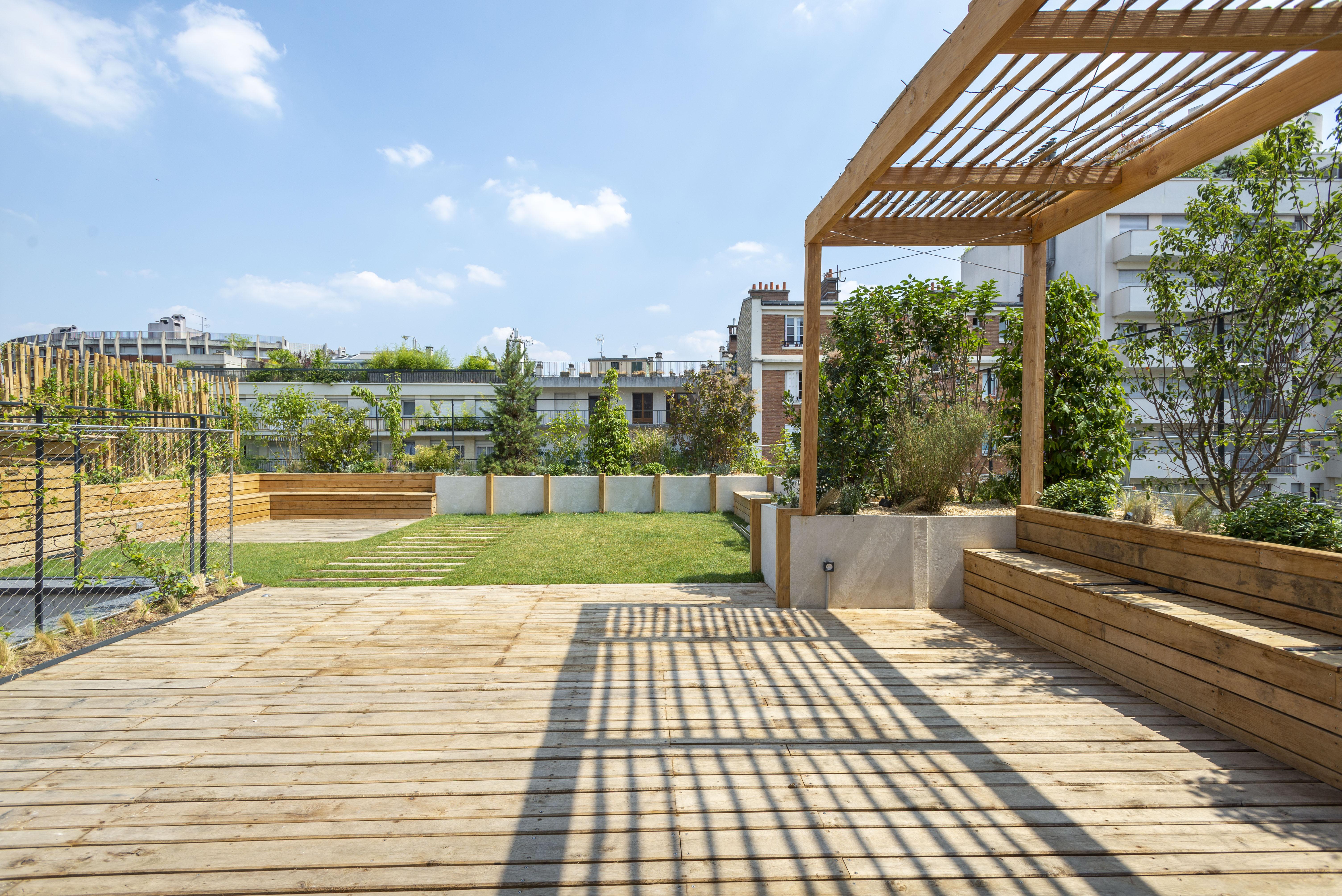 #VENDU#Une maison sur les toits-Quartier des Gobelins-Paris 13
